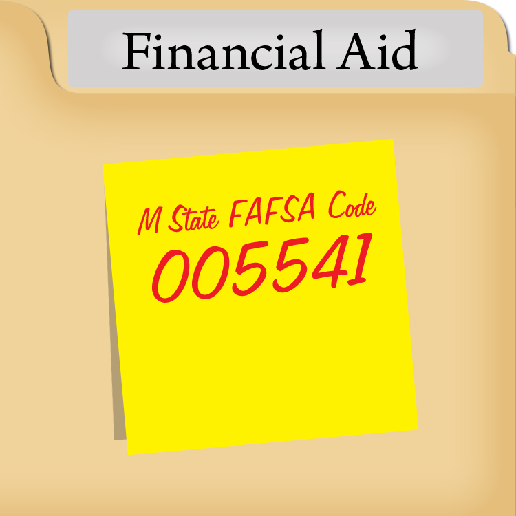 Here's your guide to applying for financial aid at M State