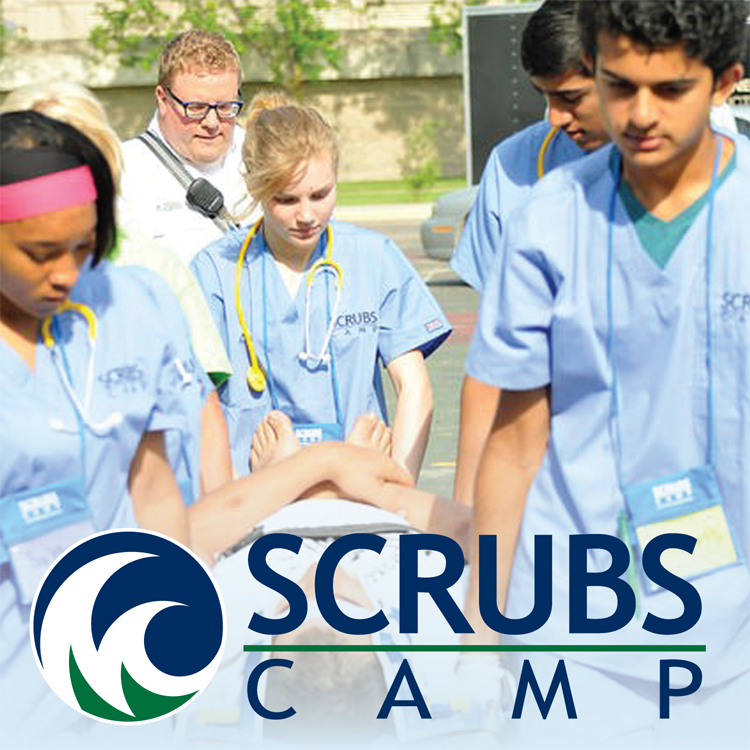 M State Scrubs Camp (in partnership with MSUM)