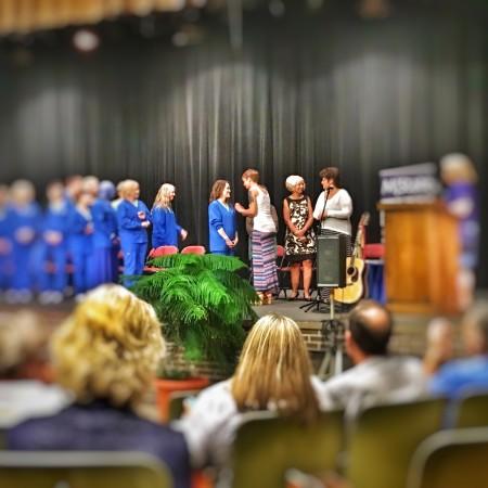 Fergus Falls nursing graduates celebrate with pinning ceremonies