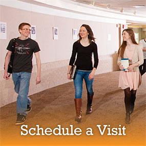 M State Schedule a Visit