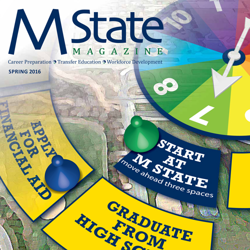 Check out the 2016 Spring M State Magazine!
