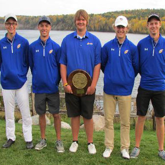 Spartan golfers headed to nationals for sixth year in a row