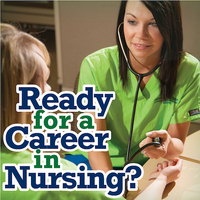 Applications for Fall 2017 Nursing programs are now available.
