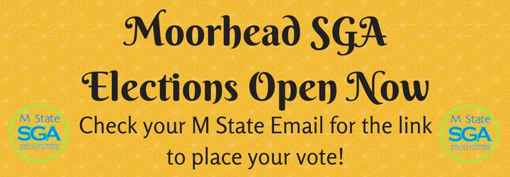 Moorhead SGA Elections