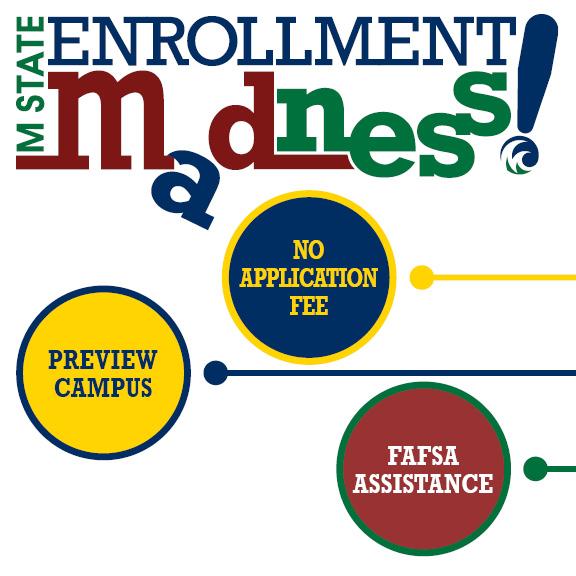 Enrollment Madness