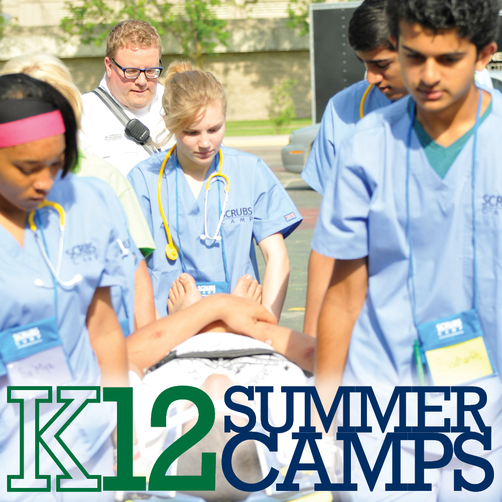 Summer Camps: M State