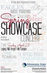 Chamber Chorale Showcase @ Legacy Hall | Fergus Falls | Minnesota | United States