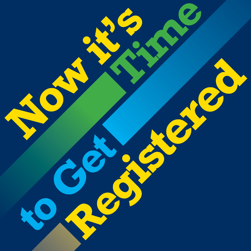 Classes are starting soon. Register now!