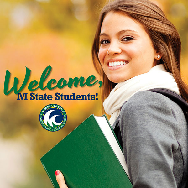 Welcome new and returning M State students!