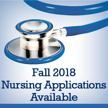 Fall 2018 Nursing Applications Available
