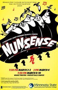 """Nunsense"" @ Waage Theatre | Fergus Falls | Minnesota | United States"