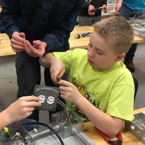 Students explore energy-related careers
