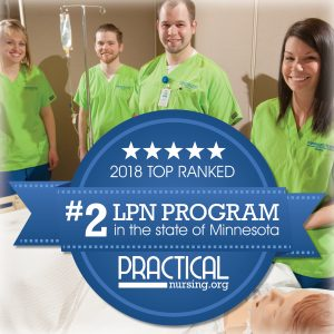 practical nursing 2018 rank