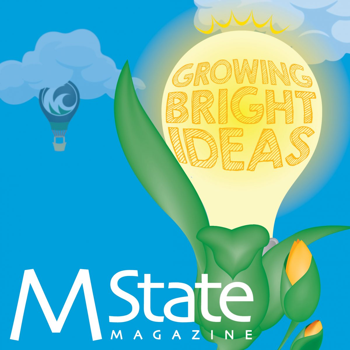 Check out the M State Magazine Spring 2018