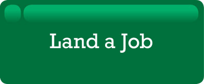 Land a job button M State
