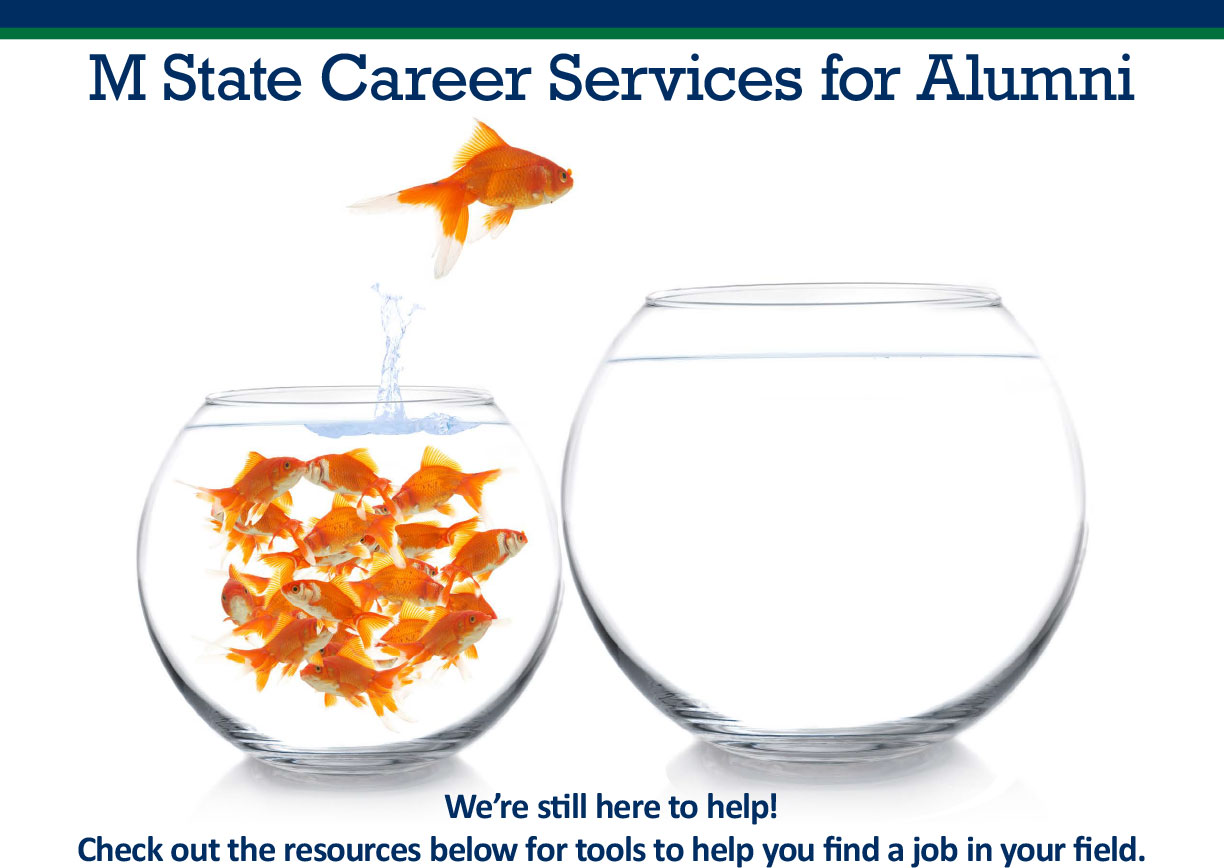 M State Alumni Career Services