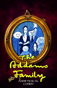 Addams Family theatre musical comedy