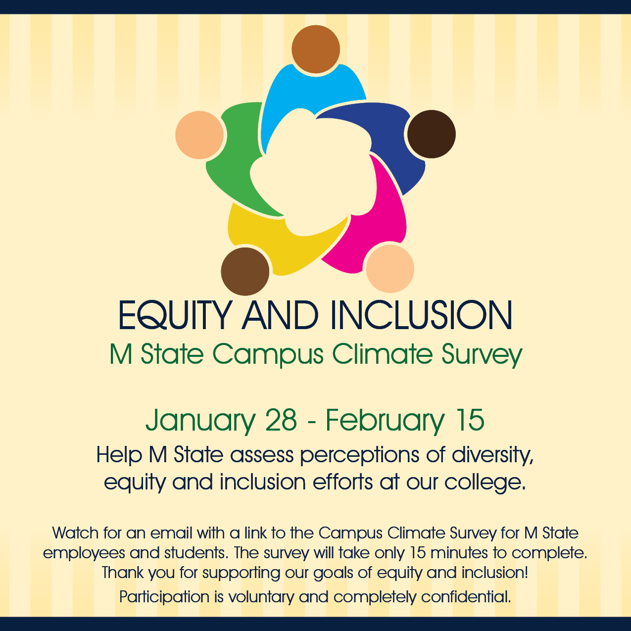 Equity and Inclusion Campus Climate Survey