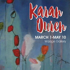Karan Ouren exhibit